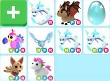 Adopt me pets - HUGE SALE - Fly Ride, Mega, Neon - Fast Delivery! CHEAP PRICES!