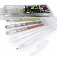 Sakura Gelly Roll Stardust Glitter Gel Pens – Precious Metals Set of 5 in Wallet