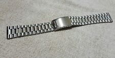 19mm seiko watch stainless steel  bracelet strap new