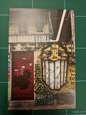 GATS Against the Grain Showcard Poster Street Art Mini Print Spoke Graffiti