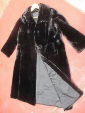 Mink Dry-clean Only Solid Coats & Jackets for Women