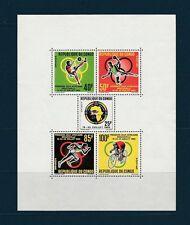 Congo république bloc jeux Africains  1965  num: BF 2 **