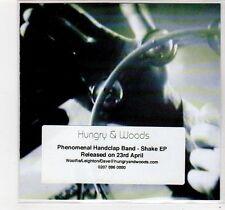 (FE769) Phenomenal Handclap Band, Shake E.P. - DJ CD