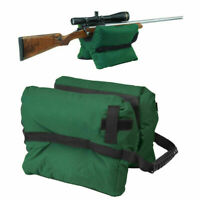 Durable Rifle Target Stand Bag Rest Stand Bag Front Rear Sand Bag for Shooting