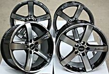 """ALLOY WHEELS 18"""" CRUIZE BLADE BP FIT FOR FORD MUSTANG ALL MODELS"""