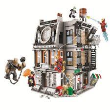 10840 lego Avengers Infinity War Sanctum Sanctorum Showdown Iron man Spiderman