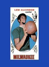 1969-70 Topps Set Break # 25 - Lew Alcindor VG-VGEX (wrinkle) *GMCARDS*