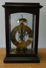 "China made Mantel clock with pendulum 8-1/2"" X 13"" works great"