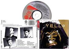 YELLO You Gotta Say Yes To Another Excess 1^ Edition 1983 Vertigo New Import CD