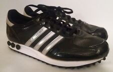 Adidas Black L.A. Trainers UK Size 5.5 RRP £64.99