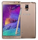 Gold Samsung Galaxy Note 4 N910A 32GB 16MP Android 4G LTE Libre TELÉFONO MÓVIL