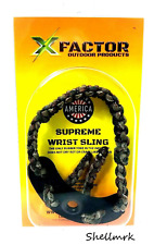 Wrist Sling Tan Woodland Camo Outdoor Products X-Factor Supreme New