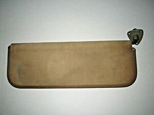 1949 1950 DESOTO SUN VISOR WITH BRACKET OEM PART No.1065808-9