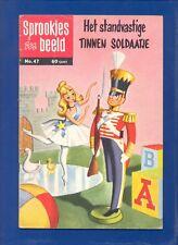 SPROOKJES IN BEELD : N°. 47 / 1959 : HET TINNEN SOLDAATJE : CLASSICS NL