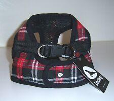 ♥♥ DOXTASY Comfy-Harness Scottish Black  ♥♥