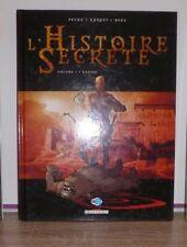 L'histoire secrète tome 1 (Pécau 2006)
