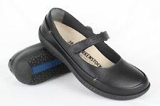 Birkenstock Women's Iona Mary Jane Size 38/7 Regular Black Leather