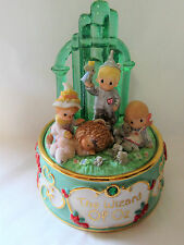 THE WIZARD OF OZ Precious Moments ~3rd Issue~ CARING & SHARING IN OZ Music Box