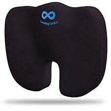 Comfort Memory Foam Seat Desk Cushion Relieve Lower Back Tailbone Sciatic Pain