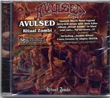"AVULSED ""RITUAL ZOMBI"" ALBUM CD NEW SEALED"