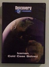 discovery channel  ICEMAN COLD CASE SOLVED  DVD