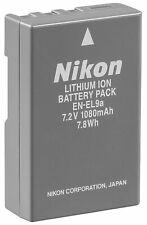 Original Nikon EN-EL9a Kamera Akku für Nikon D40,D40x, D60, D3000, D5000 Kameras