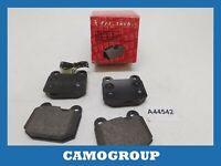 Pills Front Brake Pads Pad ALFA ROMEO Alfetta 75 90