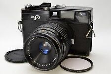 Fujica G690 BLP Camera w/Fujinon 100mm f3.5 Lens Japan [Imperfect product] #989
