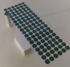 108 pcs Pre-Cut 18650 Insulator and WHITE PVC Heat Shrink Wrap Vape ebike