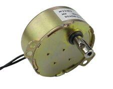 TYC-50 Synchronous Motor 110V AC 0.8-1RPM CW/CCW Torque 10Kg.cm