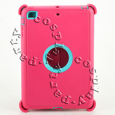 Defender Rugged Hard Case Cover w/Stand fits Otterbox iPad mini 1 2 3 iPad Air 2