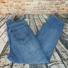 "Relativity Woman Jeans Size 14 Inseam 28"" 5 Pocket Distressed"