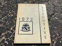 1972 ANNUAL YEARBOOK - SPENCERIAN COLLEGE OF BUSINESS - MILWAUKEE WISCONSIN