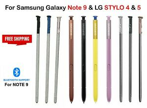 S Pen For LG Stylo 4 & 5 , Samsung Galaxy NOTE 9 Stylus Replacement | ALL COLORS