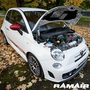 Ramair Filtre À Air Admission Kit - Abarth Fiat 500 1.4T & esseesse 595