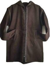 SALE Men Moroccan Jerga Jacket Baja Hoodie Winter Coat Tribal