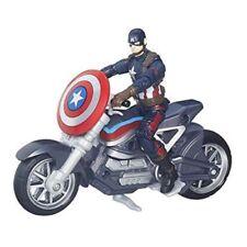 Figuras de acción de superhéroes de cómics Hasbro de original (sin abrir) Capitán America