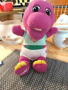 baby barney dinosaur talks vg