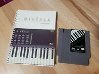 The Miracle Piano Teaching Nintendo NES with Users Guide