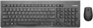New Lenovo 500 Wireless Combo Keyboard and Mouse