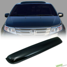 1100MM Smoke Sun/Moon Roof Top Window Sunroof Visor Vent Rain/Wind Deflector Va3