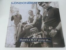 Londonbeat there's a beat going on 7 Inch Vinyl