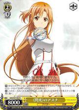 Sword Art Online Trading Card Weiss Schwarz CH SAO/S47-002 R (HOLO) Asuna