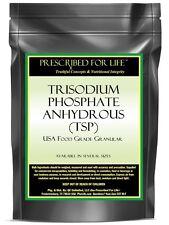 TriSodium Phosphate Anhydrous (TSP) - USA Food Grade Granular, 12 oz