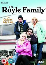 The Royle Family (2010) The Golden Egg Cup Craig Cash, Jessica Hynes NEW R2 DVD
