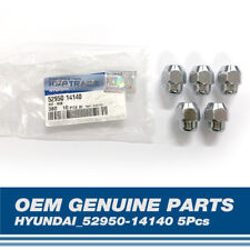 OEM Genuine Parts Wheel Lug Nut 5P 53950-14140 For HYUNDAI KIA Vehicles