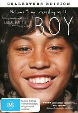 Boy  - DVD - NEW Region 4