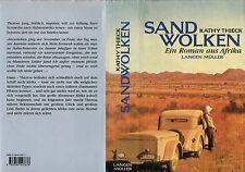 Thieck, Sandwolken, Reise n Namibia fr. Deutsch-Südwestafrika 1950er J., Roman