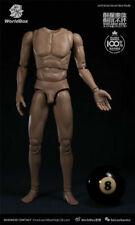 Phicen M31 1//6 Sans Soudure Mâle musclé body avec Tony Stark Iron Man Head Sculpt