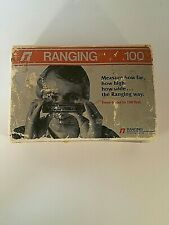 Ranging Measuring Systems Ranging 100 Rare in Box zoom